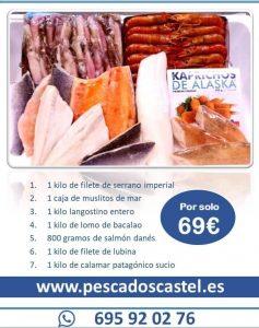 pack 2 compra pescado mallorca